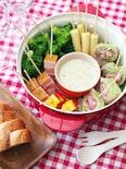 バーニャカウダ風ピンチョス鍋