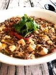 フライパン1つで♪加えていくだけ簡単♡『タイ風麻婆豆腐』