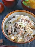【下味冷凍肉で】ごぼうとひき肉の炊き込みご飯