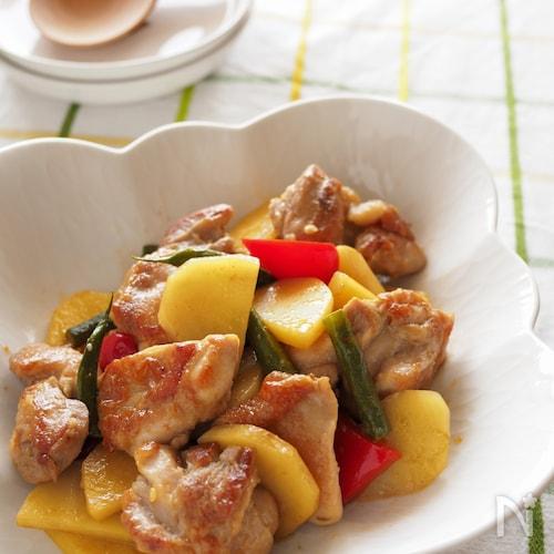 胡椒 鶏 もも肉 柚子 【レシピ】簡単!鶏もも肉の柚子味噌照り焼き!ポリ袋とレンジ・トースターで10分時短!