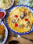 タイの牡蠣のお好み焼き★ホーイトート