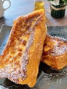 30分で作る!時短レシピ『贅沢!極厚フレンチトースト』