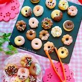 バレンタイ♡大量生産のドーナツクッキー
