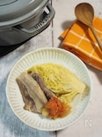 【staubで】塩豚ときゃべつの煮込み