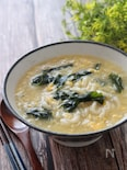 うどんスープで5分♡しらすとわかめとふわふわ卵のとろみうどん