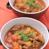 【圧力鍋】豚肉と白インゲン豆の煮込み「カスレ」