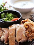 お肉がほろほろ♡ほどける美味しさ♪炊飯器で簡単ジャンバラヤ