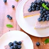 簡単スイーツブルーベリームースケーキの作り方