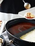 <BRUNO>麻辣ソースとチーズのタッカル風餃子