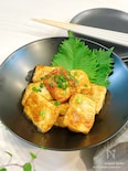 【10分で完成‼︎】ごはんがススム!簡単♡お豆腐の照り焼き