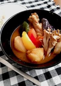 『お家で手軽に☆本格札幌スープカレー』