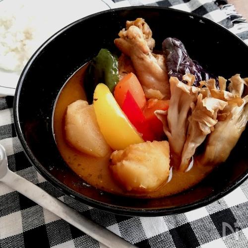 お家で手軽に☆本格札幌スープカレー