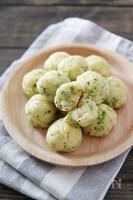 ノンオイル♪野菜入りチーズポテトボール!卵・小麦粉不使用