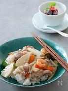 10分で作る野菜たっぷりの中華丼
