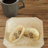 黒豆コーヒークリームサンド【おせちリメイク】