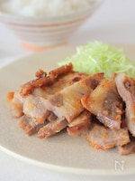 梅干しで疲労回復!豚肉の梅味噌焼き