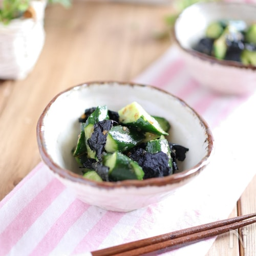おつまみに!韓国風きゅうりサラダ