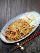 やっぱり脂身が美味しい「豚バラ肉の生姜焼き」