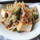 野菜がたっぷり食べられる☆厚揚げ入りゴーヤチャンプルー