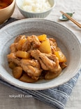 鶏手羽元と大根の甘辛煮。ひと手間でおいしく!ご飯が進むおかず