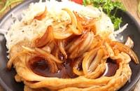 豚ロース生姜焼き パサパサしないコツあり