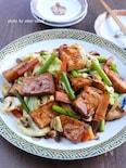 春キャベツと厚揚げの回鍋肉