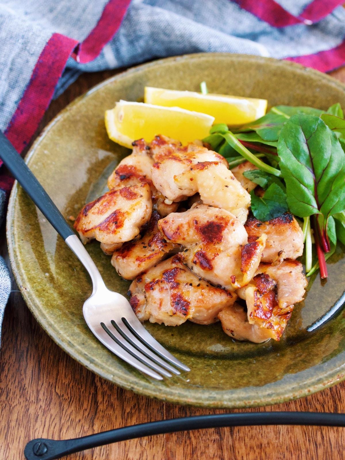 鶏もも肉 レシピ ヘルシー