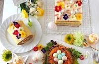 今年のイースターは4/1!卵とうさぎのキュートなパーティーはいかが?