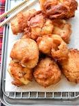 【胸様レシピ】激うま過ぎる♡鶏皮+胸様のチーズ唐揚げ♡