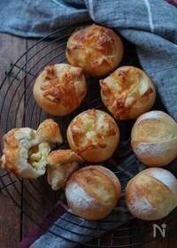 『チーズのプチパン。』