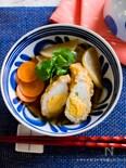 【時短で味しみ!】根菜と卵の袋煮