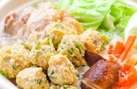 圧力調理!鶏白湯の博多水炊き【キャベツが無限に食べれる鍋♪】