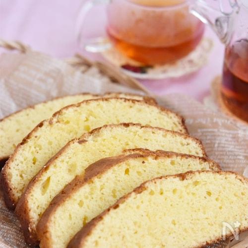 ♡ホワイトチョコのパウンドケーキ♡(冷凍・作り置き】