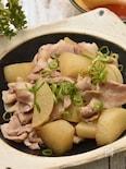 【サク飯】圧力鍋で時短簡単!豚バラ肉と大根の煮物