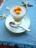 マンゴーとココナッツミルクのチェー