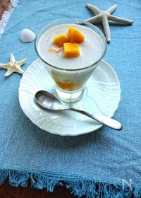 『マンゴーとココナッツミルクのチェー』