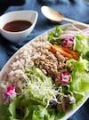 彩り野菜のピビンバ