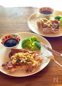 『ファミレスの味を再現!鶏肉のディアボラ風』