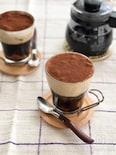 ティラミス風コーヒーゼリー