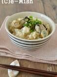 牡蠣の生姜風味炊き込みごはん