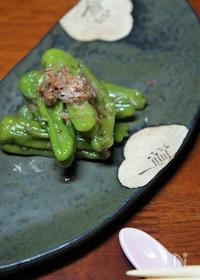 『シシトウの焼き浸し(簡単‼美味しい♡副菜②)』