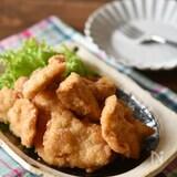 鶏むね肉のサクサク竜田揚げ
