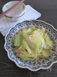 簡単☆レモン醤油でキャベツのピリ辛