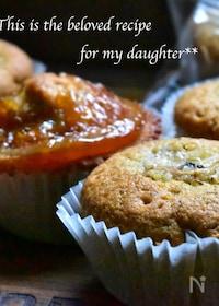 『【冷凍保存】〜母から娘へ贈るバターケーキ〜』