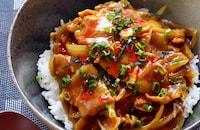多くの人を魅了する!意外な組み合わせの中華カレーが美味しい!