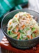 白菜と春雨のごまマヨサラダ【#簡単 #節約 #やみつき】