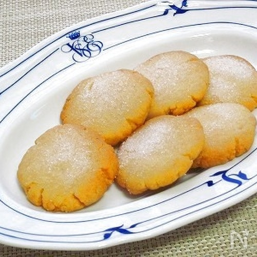 ココナッツオイルクッキー 《食物繊維豊富》