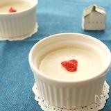 〈くらし薬膳〉ぷるぷる豆乳ごまプリン