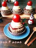 お菓子じゃないよ♪ミートローフカップケーキ♪
