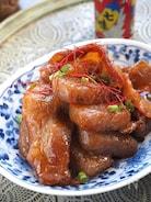 【すぐでき和定食】豚バラとこんにゃくのコチュ炒め